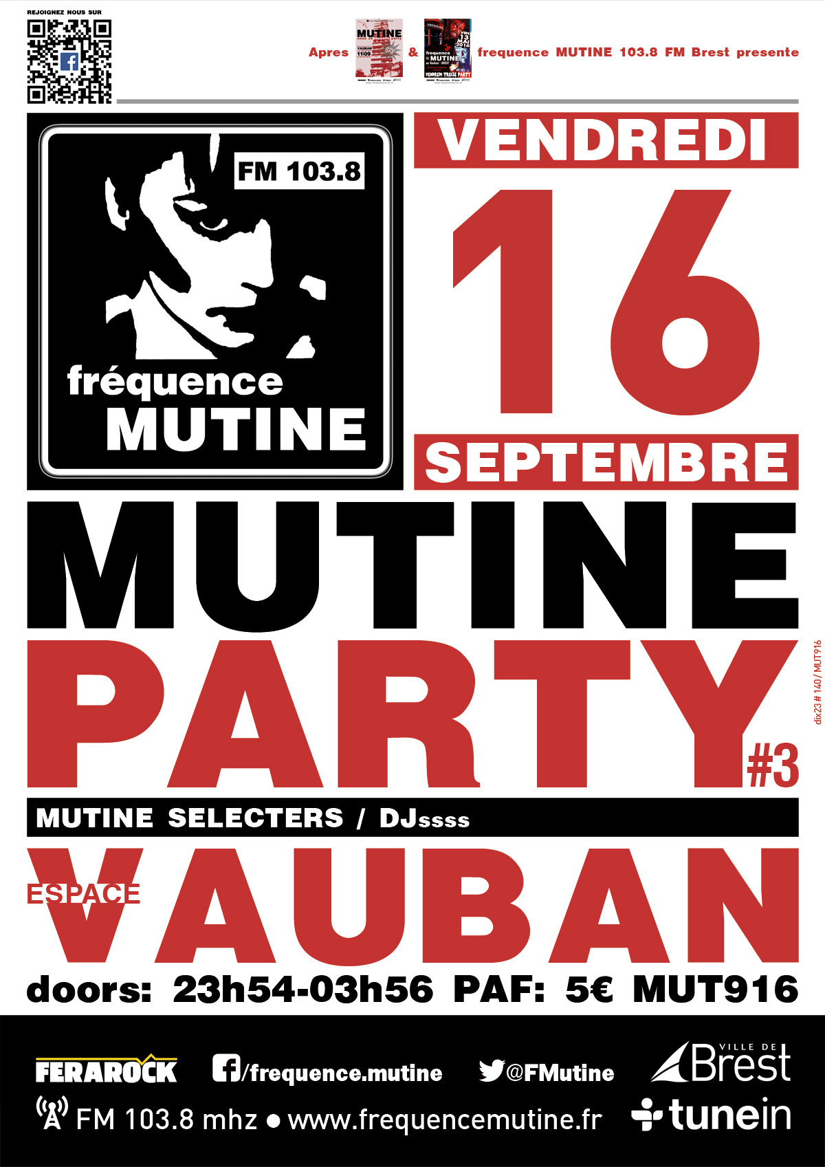 mutine party 3